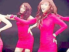 De lésbicas de Asien beija o Meninas 2 do ( Musicvideo )