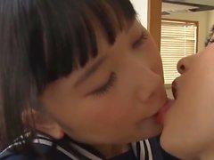 Shuri Atomi Dominates Lesbians 23