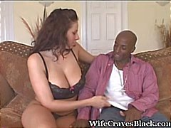 Wild wife needs a black stallion