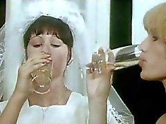 Französisch Behaart StrapOn bride