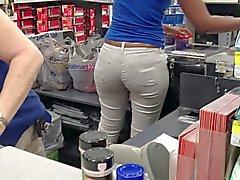 Cashier Botín total