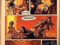Erotische Hardcore Sex Comics