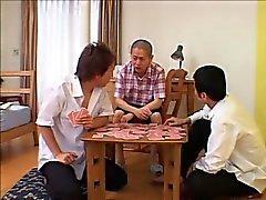 Madre japoneses a Rina y el hijo del paso 1 de ( MrBonham )