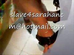 köle kızla Mısır metresi