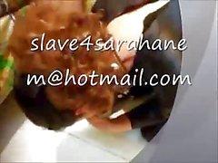 Herrin mit ägyptischen Sklavenmädchens