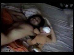 Una pareja indonesia follada por su pareja