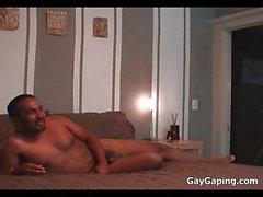 Gay exotique de Romero Rivera fait enculer