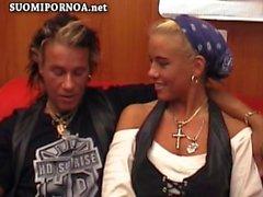 Finnish sexvideo suomipornovideo pariskunta fistausta fin finlandiya