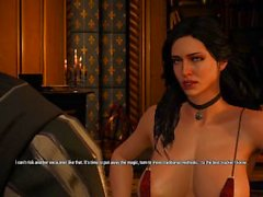 The Witcher 3 - Sexy Sling Bikini Yennefer