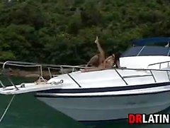 Auf der A Boots Mutter Ficken
