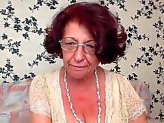 Apenas outro Webcam de avó