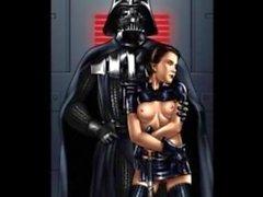 star wars porno gratis