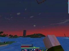 Viaje a la luna !! - episodio 91 - willyrex y vegeta