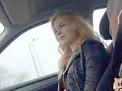 Hitchhiker do russo pouco fode gosta de um pro