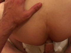 Two Men and Japanese Crossdresser Enjoy Threesome