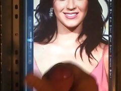Katy Perry Cum Tribute 7