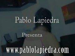 Un casting de Pablo Lapiedra a una jovencita colombiana