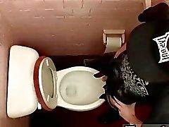 Tuvalet Çanak de Boşaltımı gey klips
