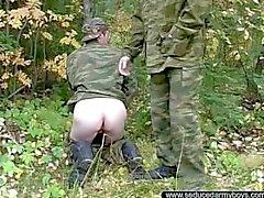 России армией тринадцать