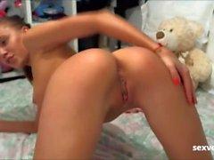 Sexy ragazze russe si masturbano