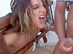 Chupada Oral en bruto Extreme