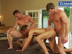 Distrazione : Dario Beck , Dean Flynn ha & Marco di Blaze !!