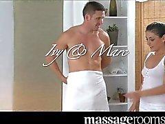 Massagem Informação - Horny do Czech adolescentes masseuse
