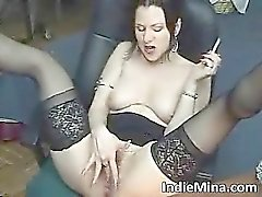 Triguenha Hot babe fumam part6