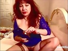 Kuumaa gilf masturbates ja ei vittuile Korkealaatuiset Hän paransi