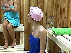 Sauna соблазнения