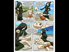 Avatar Il I fumetti pornostar