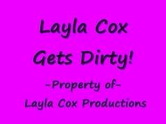 De Layla $ cox se ensucie
