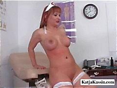 Katja Kassin Nurse Booty On Duty (Full)