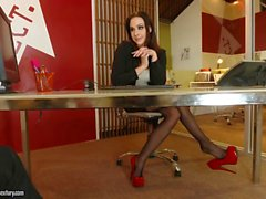 Del chanel Preston piede caldo Hard Feticisti