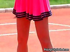 Instrutor de tênis tesão seduzindo part6