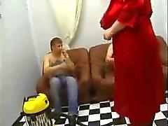 Com mamã grandes juggs .