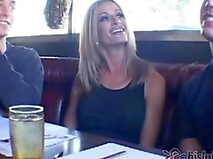 Lauren is a mature blonde cock charmer