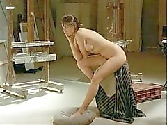 """Emmanuelle Béart nue """"Noiseuse"""" 1/4"""