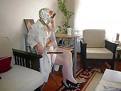 Turca Arábica hijapp asiática combinación de foto 14