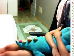 Tyska erotiska webcam solo part2