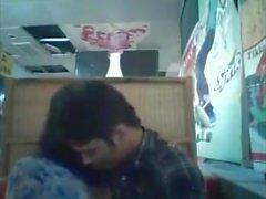 Bangladeshin BF & GF ravintola 1 kokonaisuudessaan hotcamgirls. sisällä