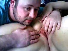 Big boobs babe Kenze Thomas fingering