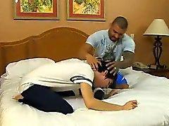 Gay Twinks rimming mustaa miestä brasilialainen sähköiset - kusipää Alexsand