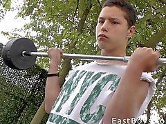 Exclusive - Frisch 18. Jungen - Teil2