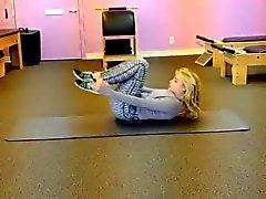 Chloe Moretz - sexy de Gymnastique