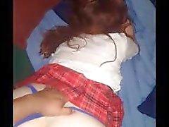 Mexican verdammt sein kleines unschuldiges Weiß Freundin