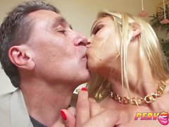 MILF Alexis Fawx Squirts All Over Steve Big Dick