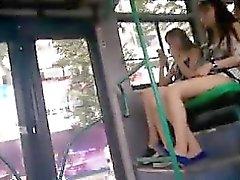 Feet jotka ovat erinomaisia paikan bussi