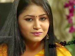 Kaunis intialainen desi tyttö ottaa romantiikkaa kotiin - teen99