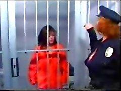 Rondborstige lesbische Cops